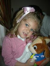 Mi princesita de casi 3 añitos