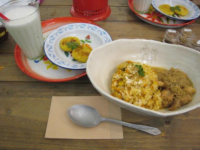 スパイスとハーブのお料理教室 in ビーネンバウムさん