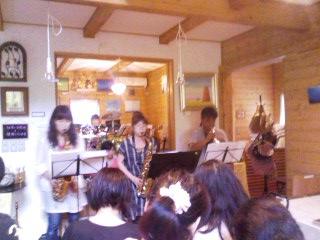 紅茶教室 in sunrise cafe 青い家