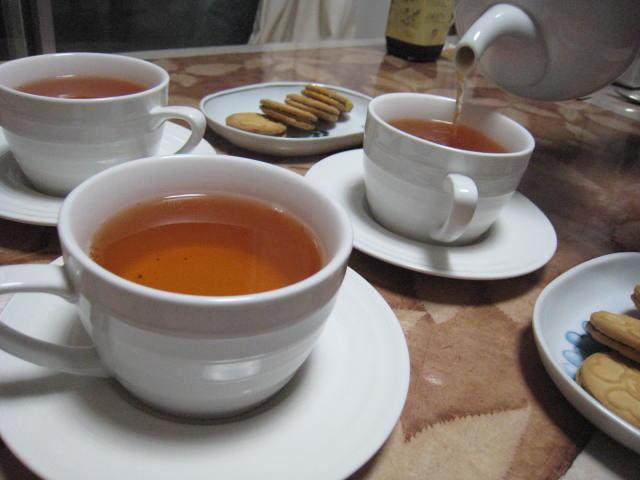 12/20: 紅茶教室