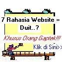 Rahasia Web Site bagi pemula