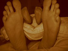 Jackson's feet