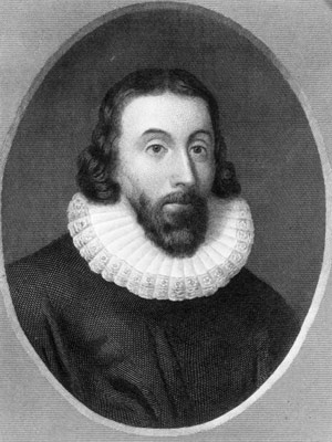 compare john winthrop and john smith John winthrop male church members who owned property could vote religious freedom for pilgrims and puritans (separatists) 2 connecticut 1635 thomas religious and political freedom – thomas hooker felt the governor (winthrop) had too much power in massachusetts 3 rhode virginia company/john smith.
