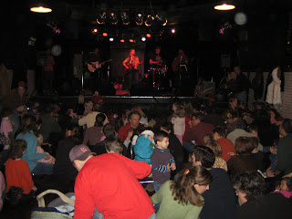 Streets of Wicker: Concerts for Kids @ Beat Kitchen, Subterranean