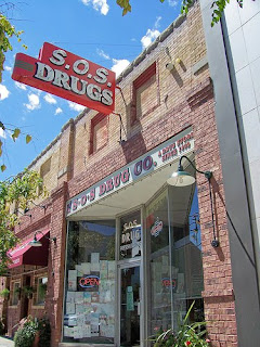 Places to go, S.O.S. Drug