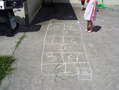 Homeschool hopscotch (oops)