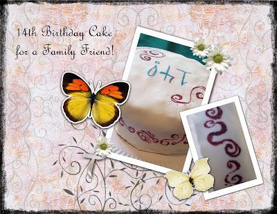 14th birthday cake. irthday cakes in May.