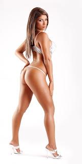 mujeres colombianas mujeres bonitas chicas xKaren Herrera en lencería