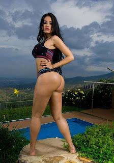chicas malas venezolanas chicas negras chicasVanessa Chavez