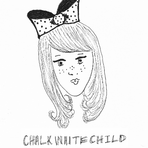 Chalk White Child