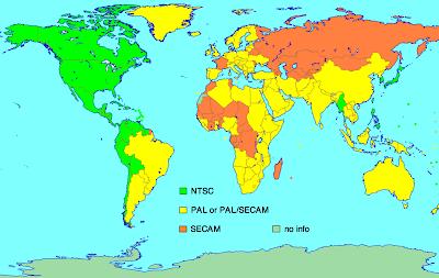 NTSC/PAL