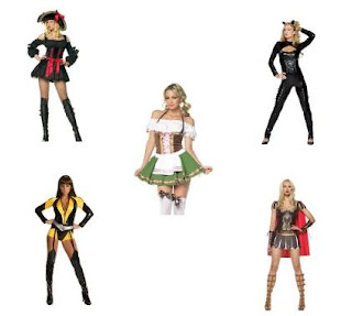 sexy womens halloween costumes 2009. Each Halloween, females everywhere are ...