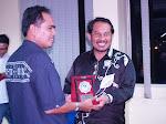 Setiausaha kehormat PERKASA Johor