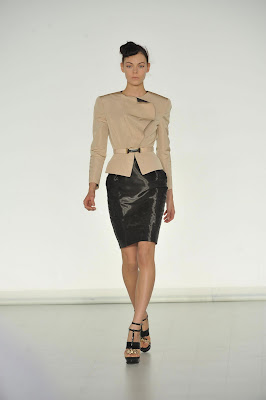 gianfranco ferre spring summer 2009 womens runway pictures