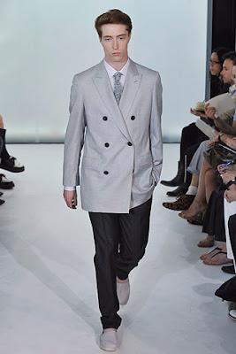 cerruti fashion show