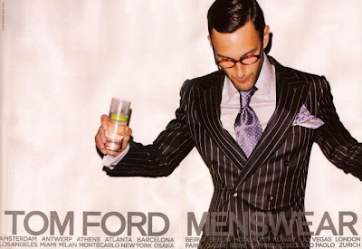 photo tom ford menswear