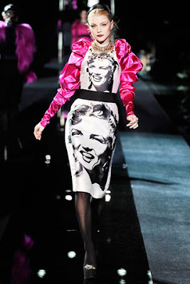 dolce and gabbana fall 2009 ready-to-wear