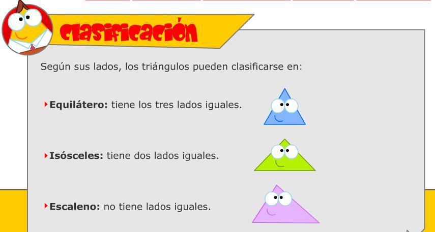 Blog educativo paula s nchez los tri ngulos definici n for Definicion de cuarto