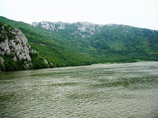 Turism in Romania Dunarea