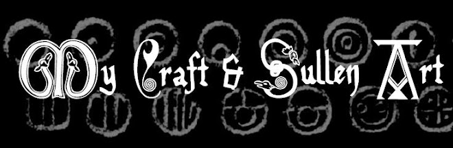 My Craft and Sullen Art