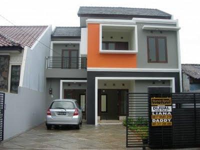 gambar rumah tingkat on Rumah Minimalis Jual Murah di Joglo