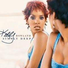 Kelly Rowland of Destiny's Child LIVE!
