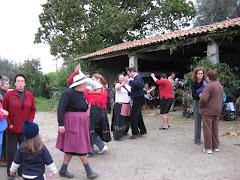 Desfolhada Tradicional em Curvos