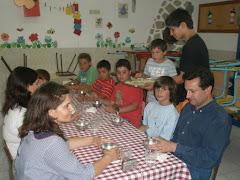 Visita ao Centro Social de Curvos