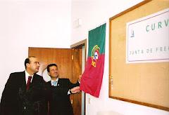 Inauguração do Posto Público de Internet de Curvos