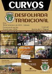 DESFOLHADA TRADICIONAL EM CURVOS DIA 18 DE SETEMBRO DE 2010