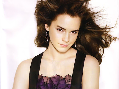 hairstyle oval face_21. Emma Watson Wallpaper.