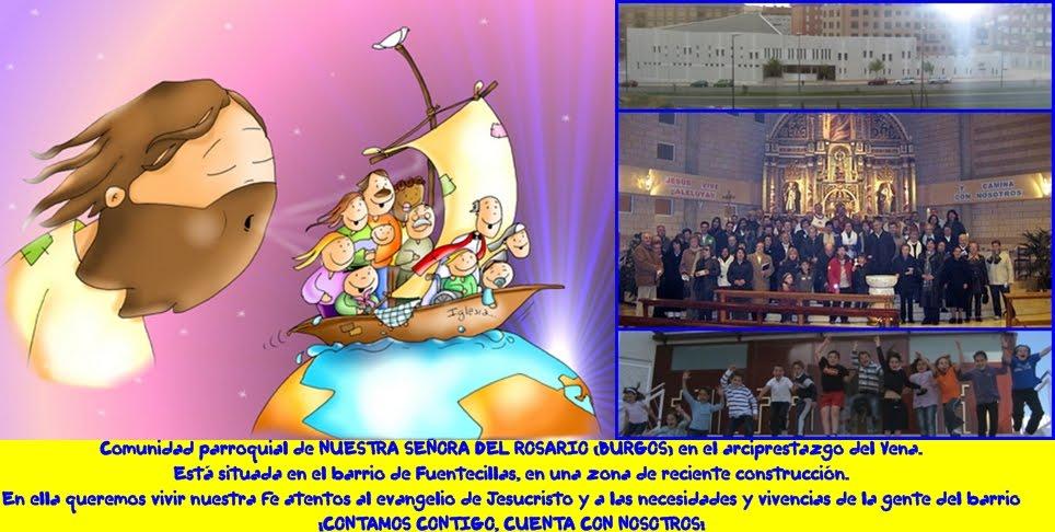PARROQUIA DE NUESTRA SEÑORA DEL ROSARIO (BURGOS)