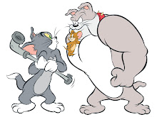 TOM & JERRY...with SPIKE!