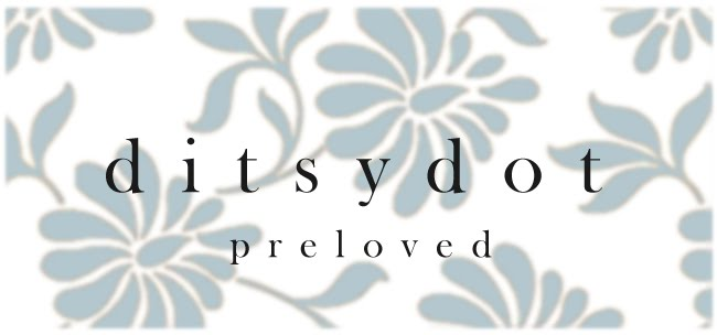 DITSYDOT preloved items