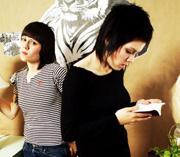 Not right Tegan and sara hot