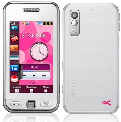 Samsung S5230 Star - мобилни телефони Samsung