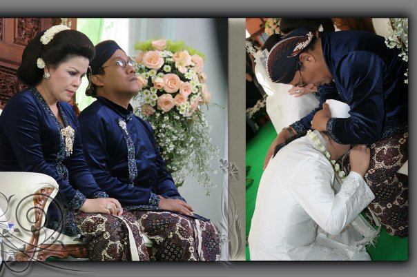 Prosesi Pernikahan Inox