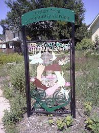 Jordan Community Garden