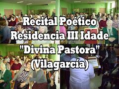 """-REPORTAXE FOTOGRÁFICA- RESIDENCIA """"DIVINA PASTORA"""" (Vilagarcía)"""