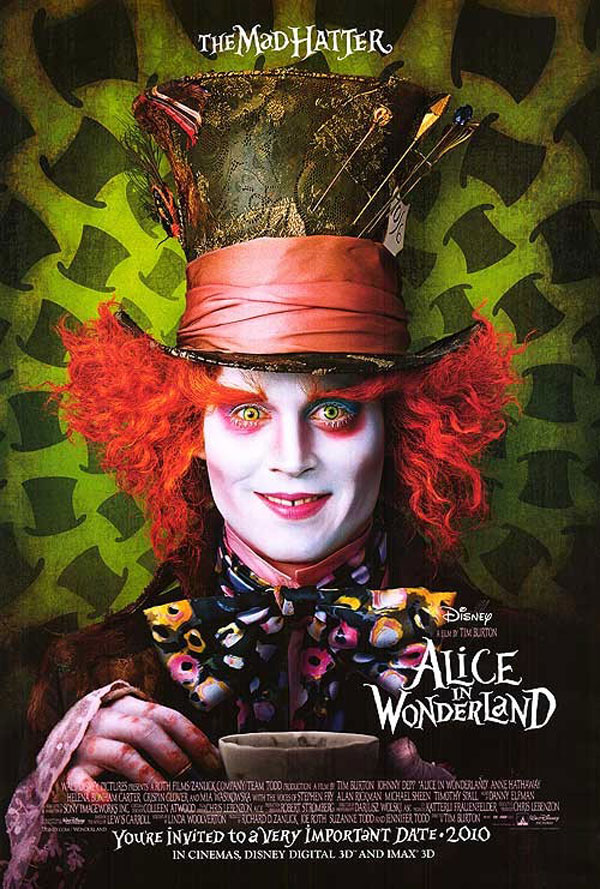 alice in wonderland free movie