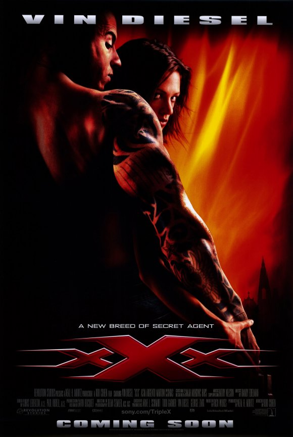 XXX Movie Poster. XXX Movie Poster. Label: XXX Movie Poster
