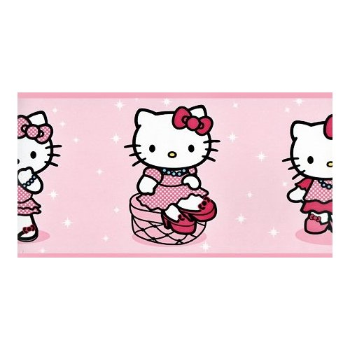 Hello kitty wallpaper collection for this spring kitty - Hello Kitty Wallpapers Hello Kitty Wallpaper Borders