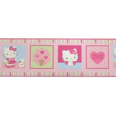 Hello Kitty Wallpaper Border