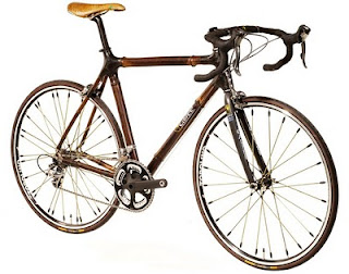 The amazing Calfee Designs Bamboo bicycle!