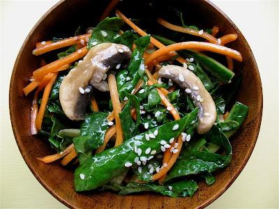 Cafe Gratitude Kale Salad Recipe