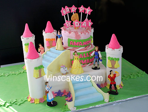 princess cake ideas for birthdays. Rapunzel+cake+ideas
