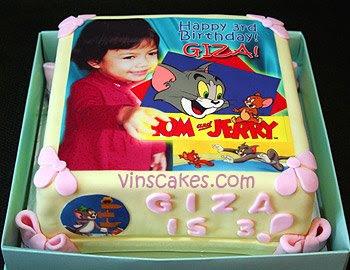 Vins cakes birthday cake cupcake wedding cupcake bandung happy birthday giza junglespirit Image collections