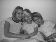 Mine 3 piger, anno 2009