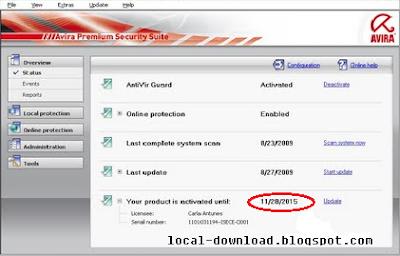 Avira internet security internet security download key avira 2014-03-01 24