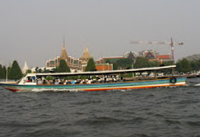 Chao Praya River cruise
